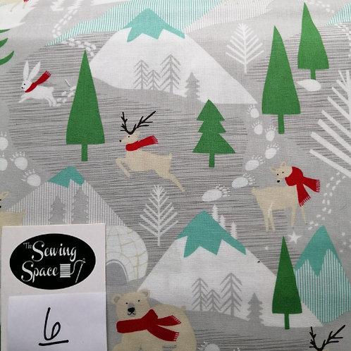 Clearance Sale Fabric No. 6