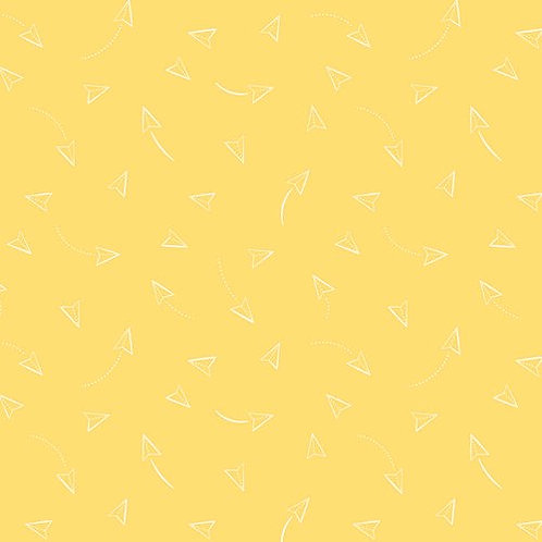 Great British Quilters Fabric - Buttercup