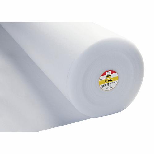 Vlieseline Fusible Stabiliser - Fusible Fleece H640 bag making