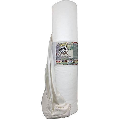 """Warm and White Wadding by Warm Company 90"""" width roll"""