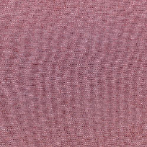 Tilda Chambray Fabrics - Red