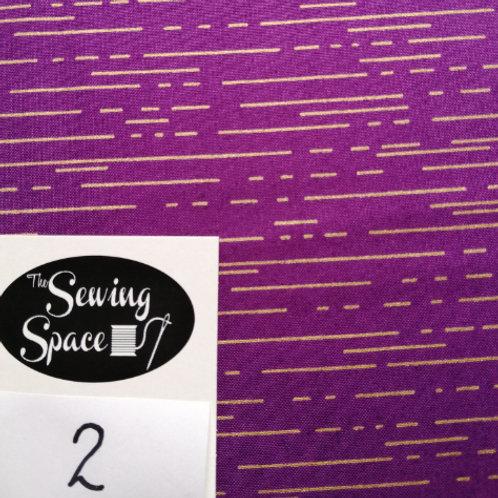 Clearance Sale Fabric No. 2