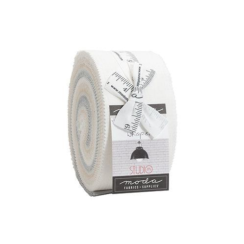 Whispers by Studio M for Moda Fabrics - Jelly Roll low volume blender
