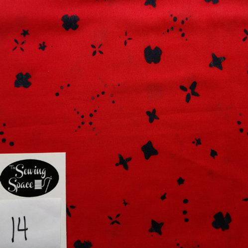 Clearance Sale Fabric No. 14