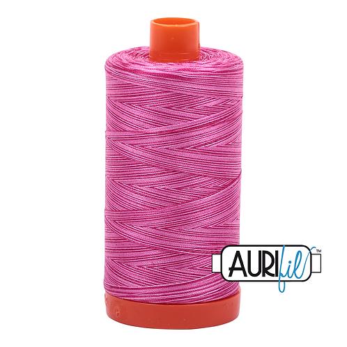Aurifil  50wt Thread 1300m - Pink Taffy 4660