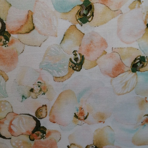 Reverie by Shell Rummel for Free Spirit Fabrics - Orchid Petals Powder