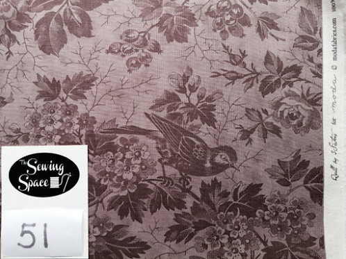 Clearance Sale Fabric No.51