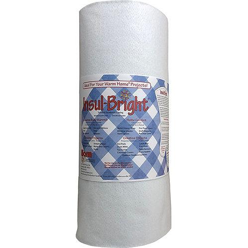 "Insul Bright Insulating Wadding by Warm Company 45"" width"