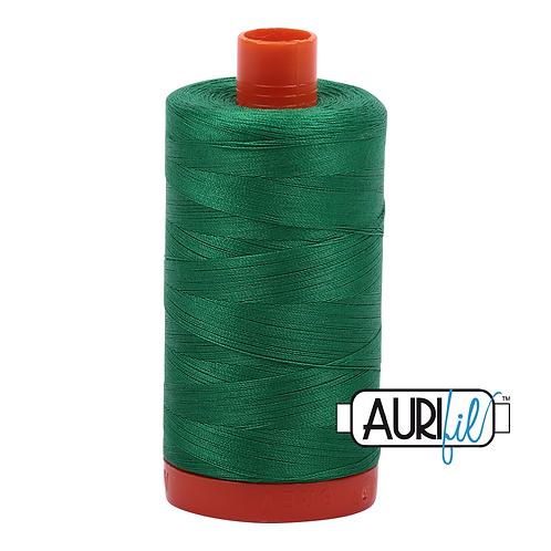 Aurifil  50wt Thread 1300m - Green 2870