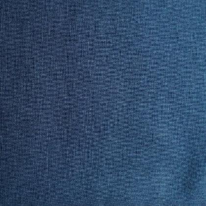 Makower UK - cotton linen blend - mid blue