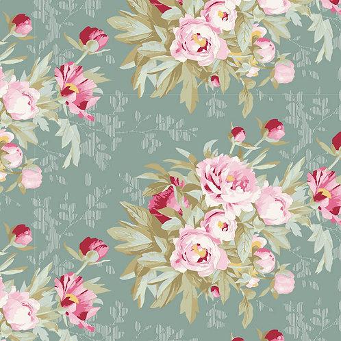 Tilda Woodland Fabrics - Hazel Sage 300