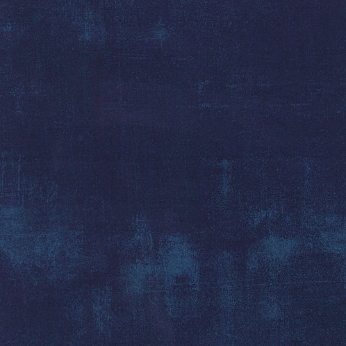 Grunge by Basic Grey for Moda Fabrics - 225 Navy