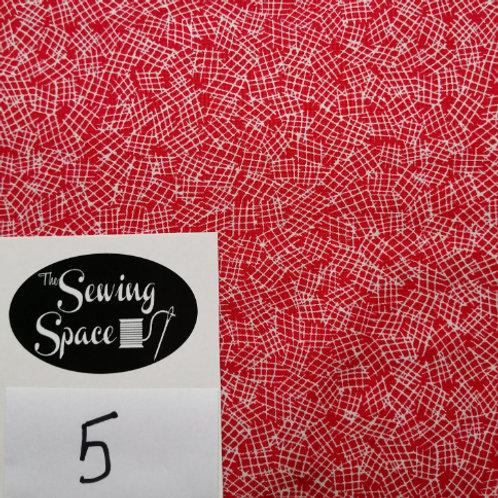 Clearance Sale Fabric No.5