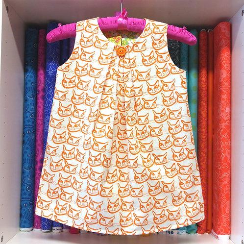 Beginner Dressmaking - Child's Dress September 1st 10-4 pm