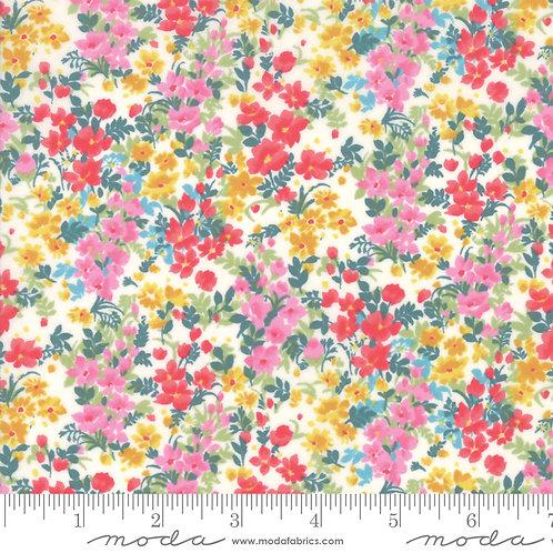 Regent Street Lawn by Moda Fabrics - 3475-11 floral