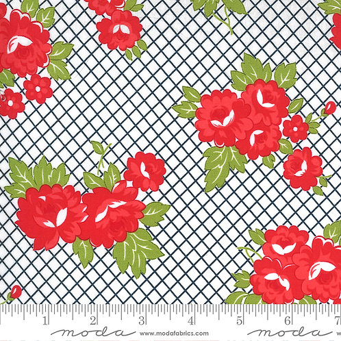 Sunday Stroll by Bonnie and Camille for Moda Fabrics - 2115 Floral