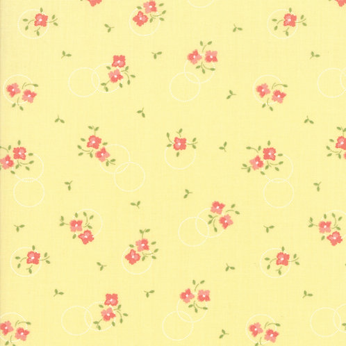 Sugarcreek by Corey Yoder for Moda Fabrics - yellow orange floral