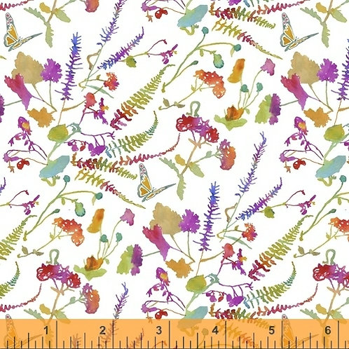 botanical fabric Betsy Ormsted