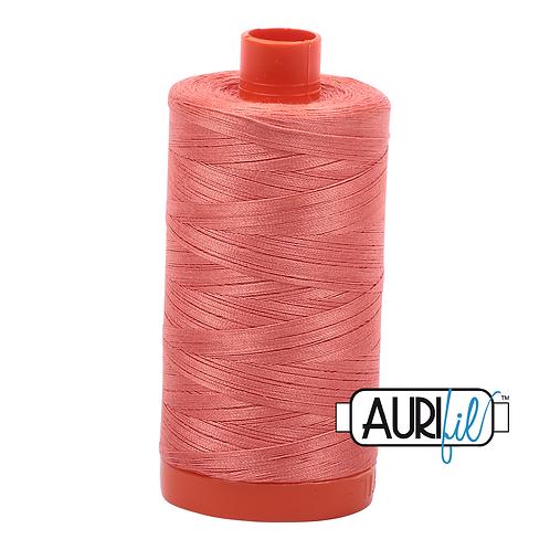 Aurifil  50wt Thread 1300m - Tangerine Dream 6729