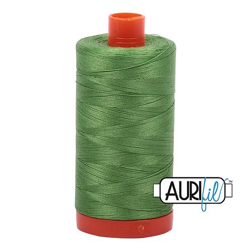 Aurifil  50wt Thread 1300m - Grass Green 1114