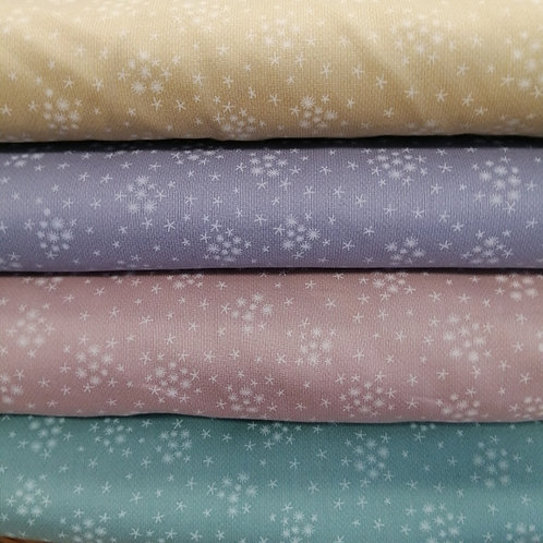 Pastel Shirtings Fabric - Mint Green