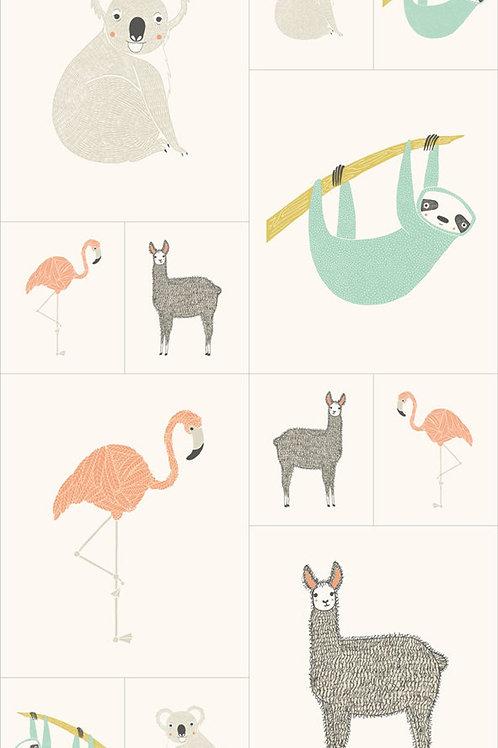 Zoology by Gingiber - Panel