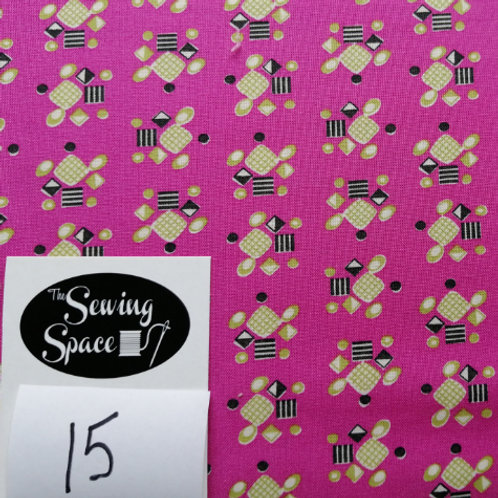 Clearance Sale Fabric No. 15