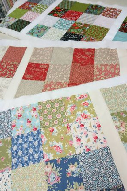 Introduction to Patchwork & Quilting 2 days class Hythe kent