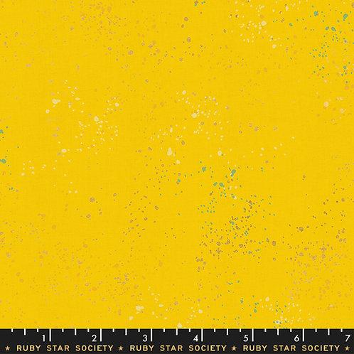 Ruby Star Society Speckled Fabric - Sunshine 71M