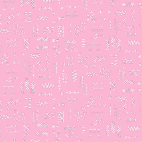 Great British Quilters Fabric - Rose
