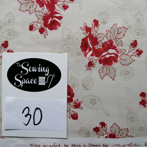 Clearance Sale Fabric No.30