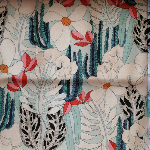 Sarah Watson Terrestrial - Organic fabric by Cloud 9