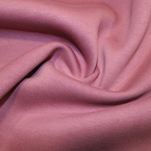John Louden fabrics - Sweatshirting - Rose
