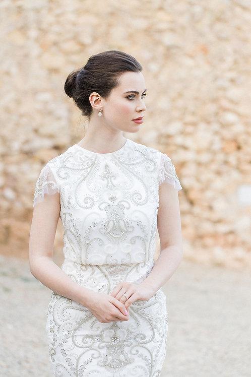 DELACROIX | Embellished Wedding Dress