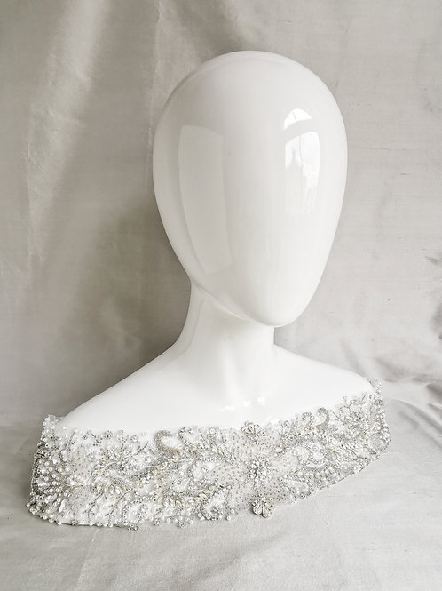 EMILIA  | Crystal Dress Attachment