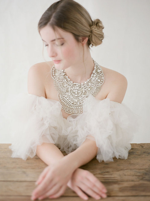 ASTAIRE | Crystal necklace