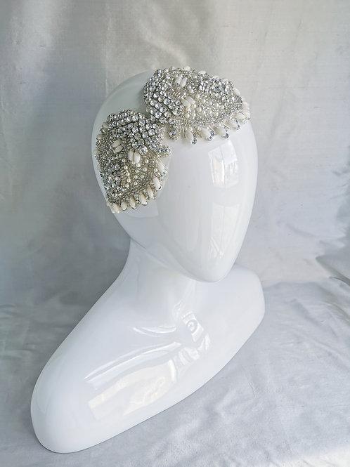 CLARA   Silk Bow Headband