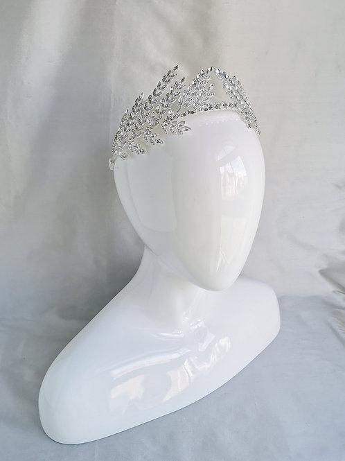 ZEUS | Grecian Crystal Crown