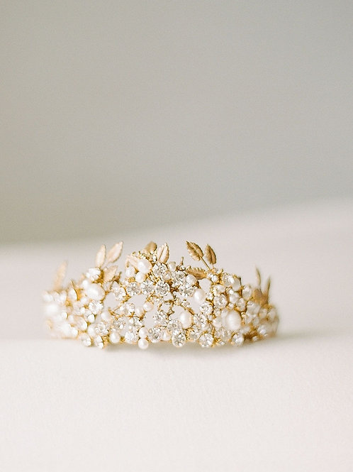 WHERE THE WILD THINGS GROW | Bridal Headpiece