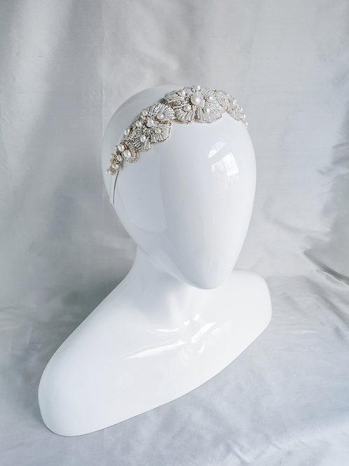 GILDA | Baroque Pearl Headband