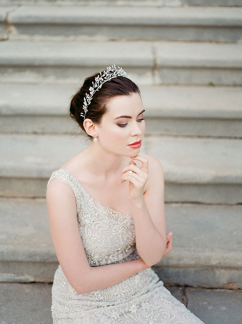 MIGNONNE | Icy Pearl Crown
