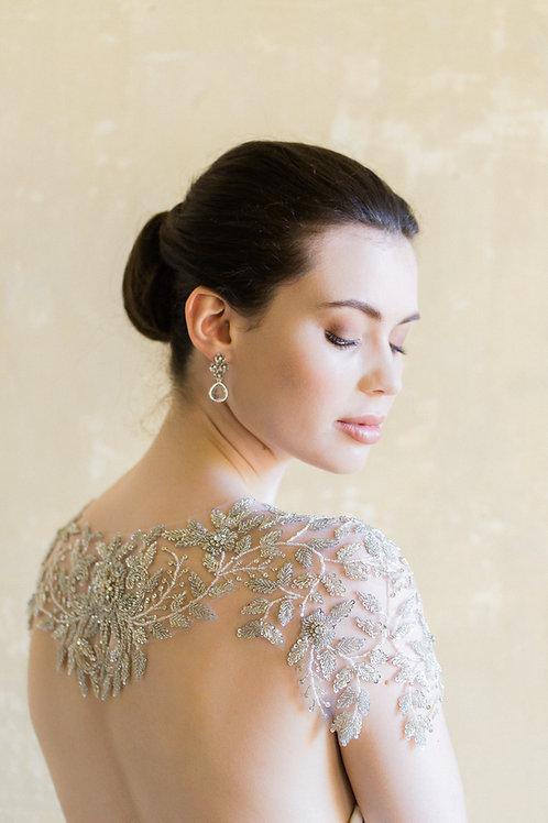RENOIR | Crystal Rose Capelet