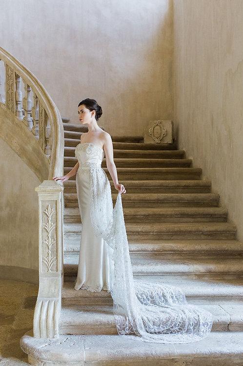 TRESOR | Couture Bridal Train