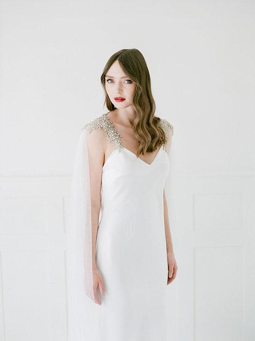 ANASTASIA | Haute Couture Cape