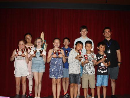 2018 QLD Junior Problem Solving & Blitz championship