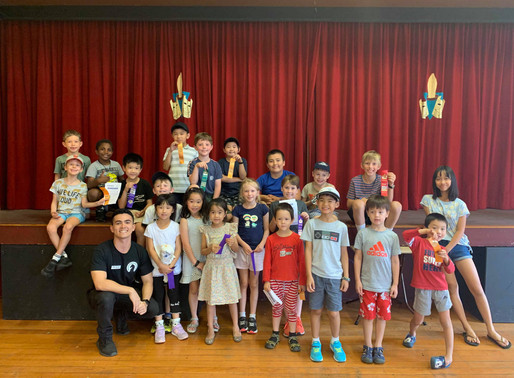Easter Chess Camp
