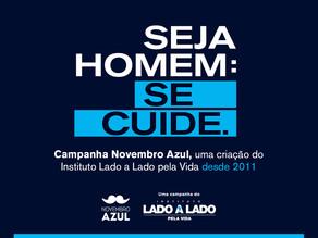 Novembro Azul: a campanha criada pelo LAL é o maior movimento em prol da saúde do homem no país