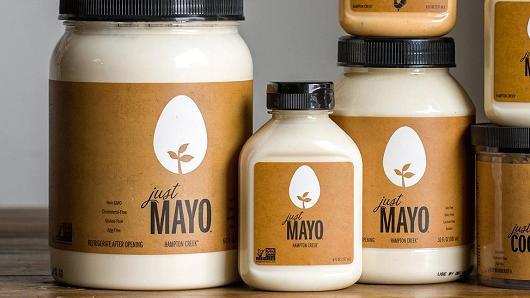 מיונז טבעוני של Just Mayo