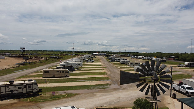 Windmill RV Park Abilene Texas