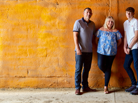 What family portraits tell our children